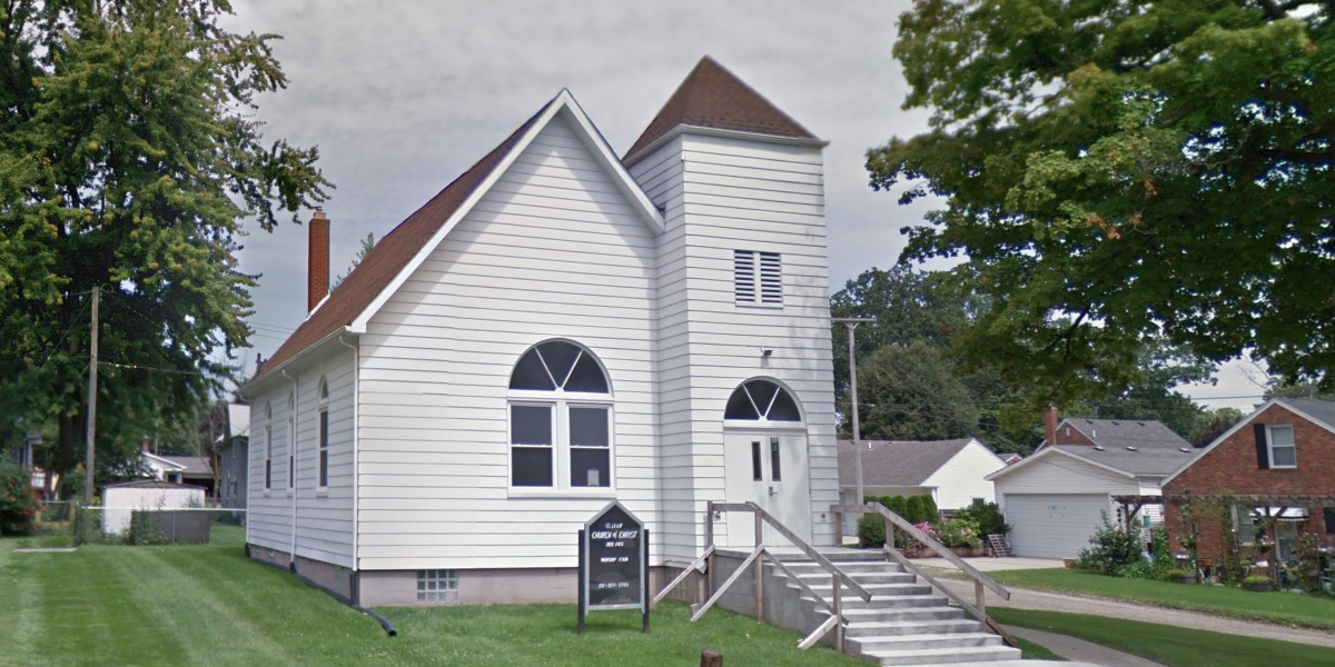 St. Clair church of Christ - building