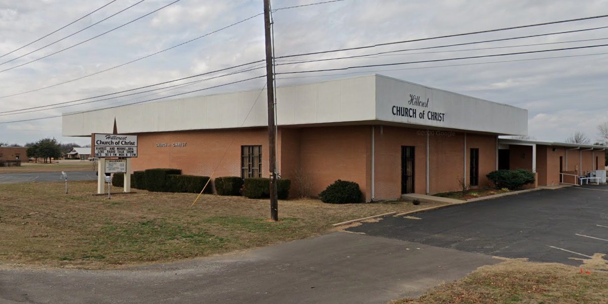 Hillcrest Church of Christ - building