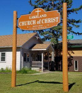 Lakeland Church of Christ - building
