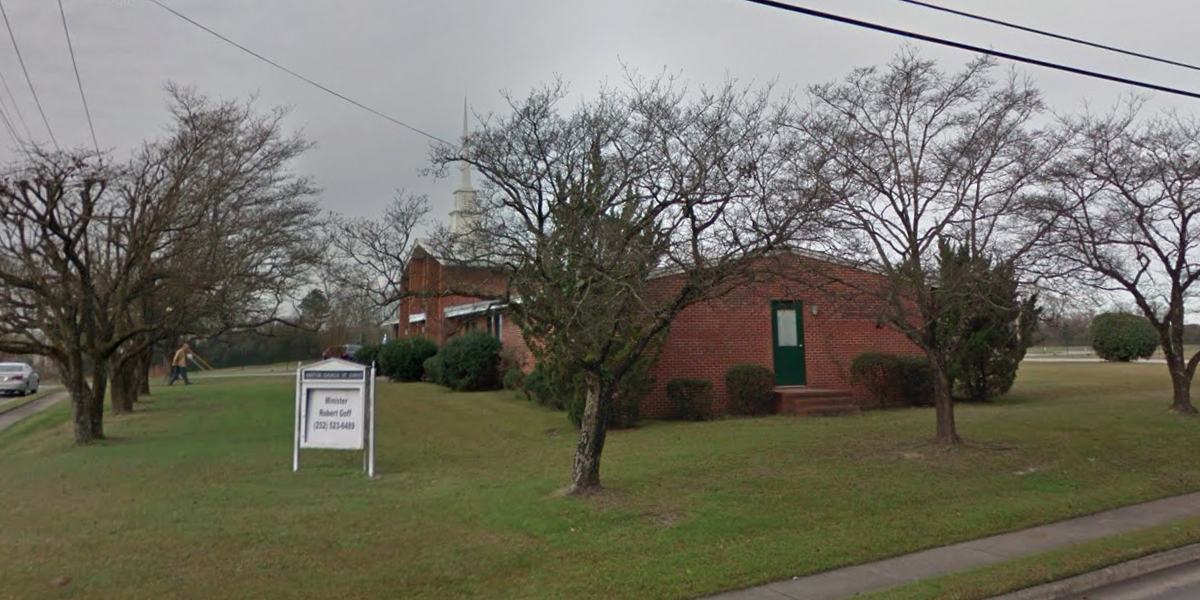 Kinston Church of Christ - building