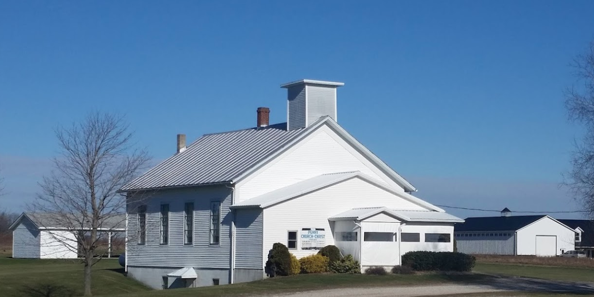 Perry Church of Christ - building