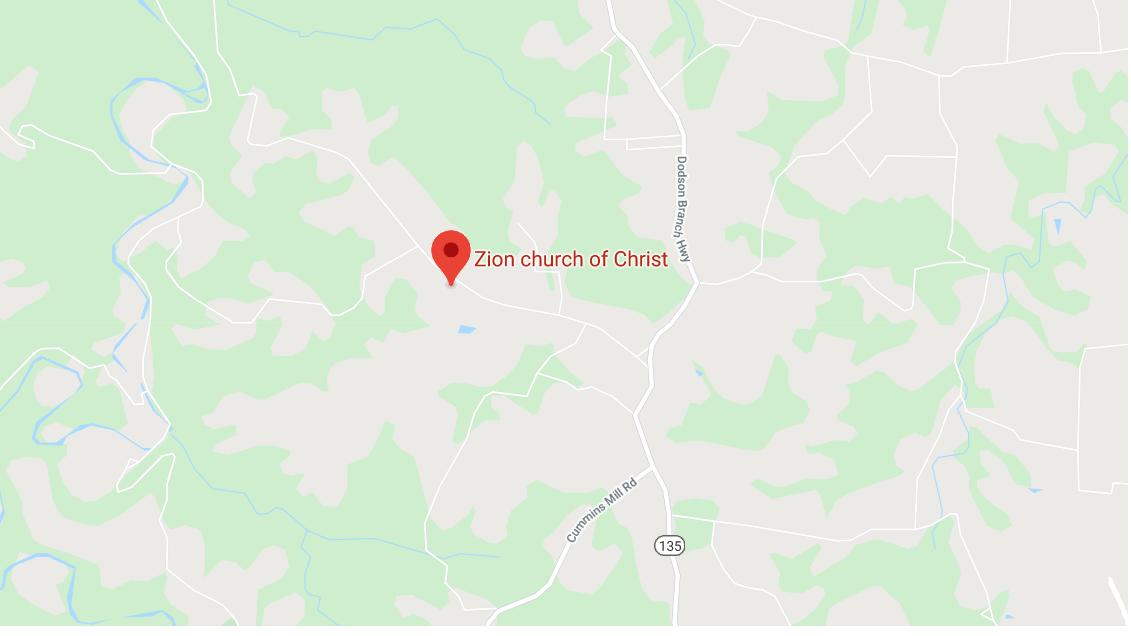 Zion church of Christ