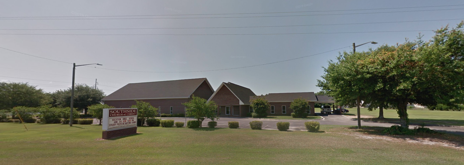 Southside Church of Christ building