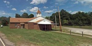 Jones Chapel church of Christ - building
