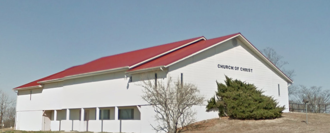 Camdenton church of Christ - building